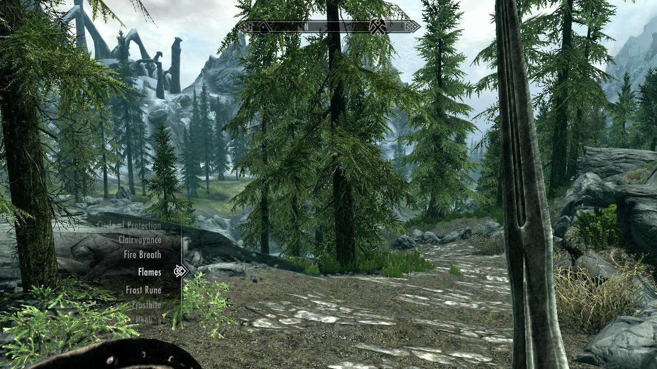The Elder Scrolls V Skyrim - Demo część 1