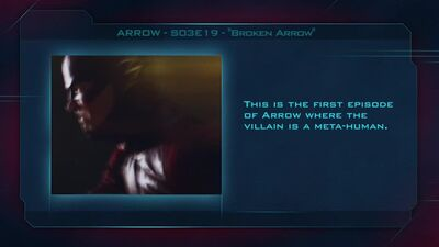"Arrow S03E19 ""Broken Arrow"" - Fan Brain"
