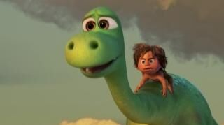 The Good Dinosaur Roar