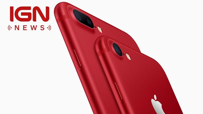 Apple Quietly Updates Its iPad Line, Introduces Red iPhone 7 - IGN News