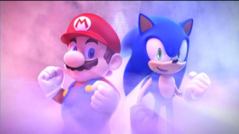 Mario And Sonic At the London 2012 Olympic Games (VG) (2011) - London trailer