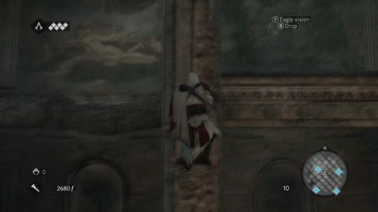 The Secrets of Assassin's Creed Brotherhood