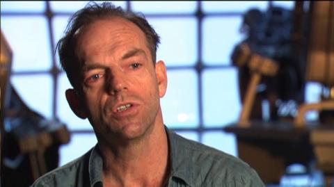 "Captain America The First Avenger (2011) - Interview ""Hugo Weaving On His Character Red Skull"""