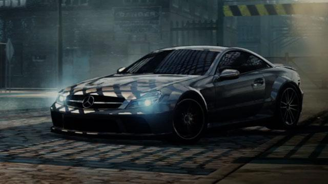 Need for Speed Most Wanted Multiplayer Teaser