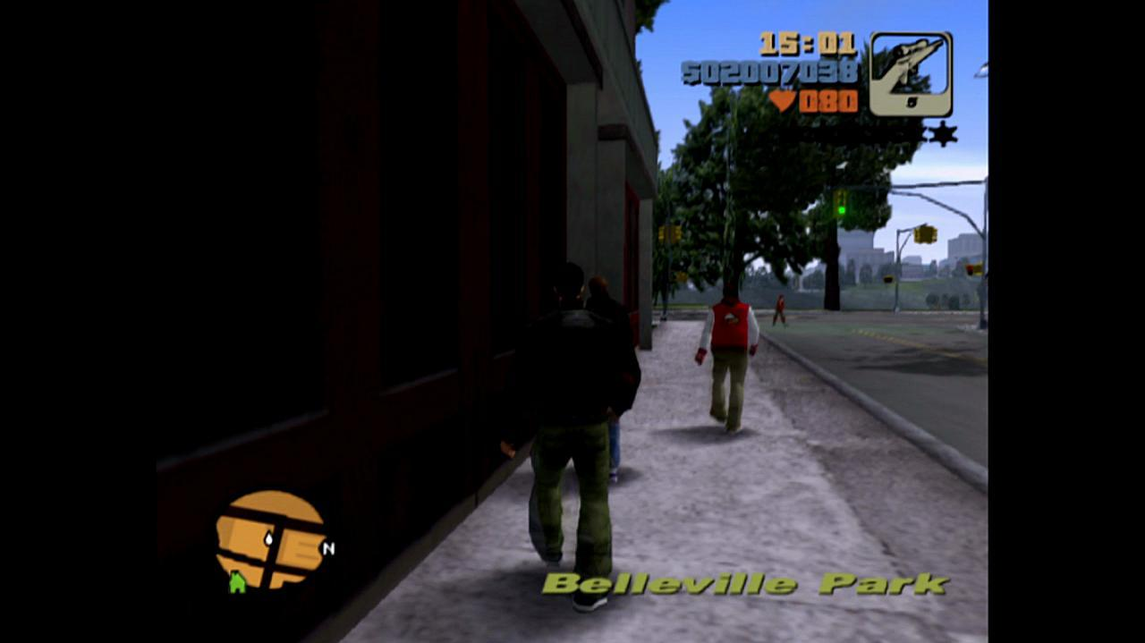 Grand Theft Auto III Easter Egg - Penis Pages
