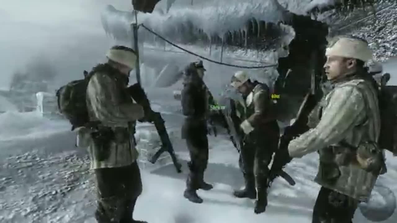 Call of Duty Black Ops - Mission 8 - Project Nova Walkthrough