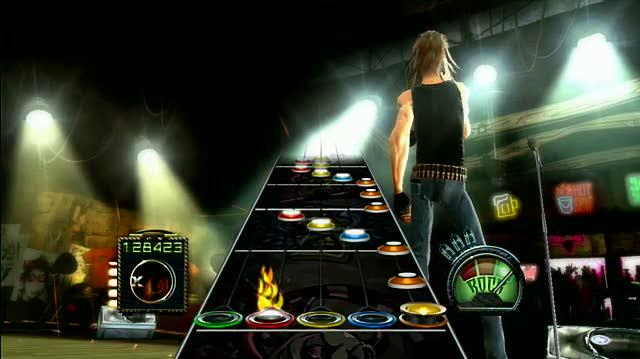 Guitar Hero III Legends of Rock (game only) Xbox Live Gameplay - Revolution Deathsquad