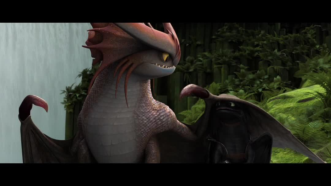 How To Train Your Dragon 2 All Characters