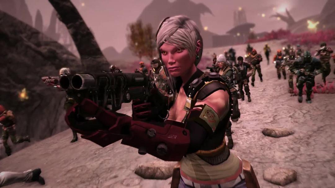 Defiance Shadow War Gameplay Trailer