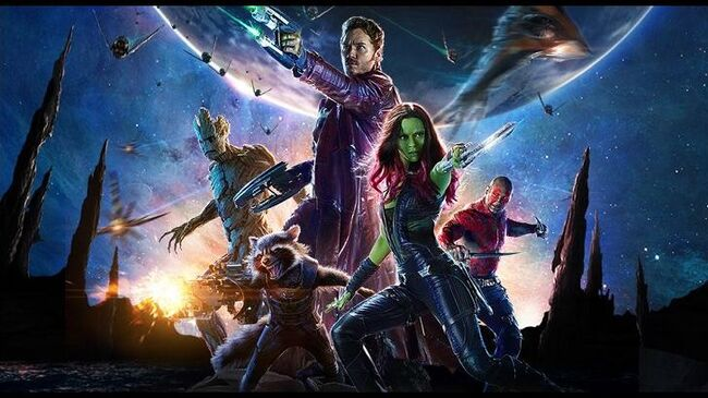 Qwizards - Guardians of the Galaxy Summer Edition 2014