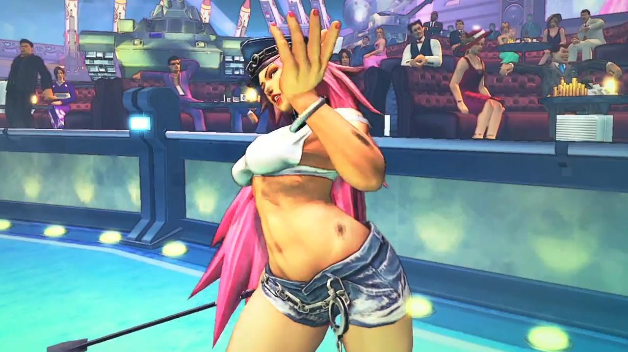 Ultra Street Fighter 4 - Japanese Trailer