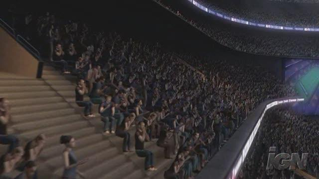 Backbreaker Xbox 360 Video - Crowd Demo 3 (No Sound)