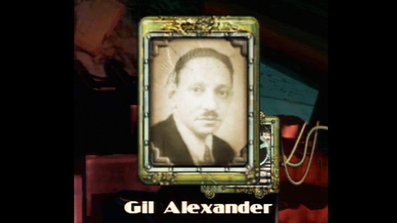 BioShock - Diaries Gil Alexander - Gameplay