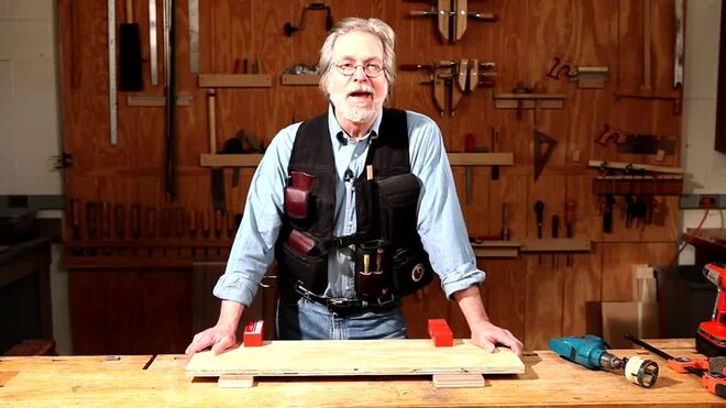 How to stop sawdust from binding up a holesaw 2
