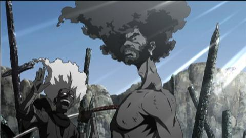 Afro Samurai Resurrection (2009) - Home Video Trailer for Afro Samurai Resurrection