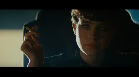 Blade Runner - Giving Rachael the test