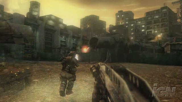 Killzone 2 PlayStation 3 Feature-Behind-the-Scenes - Killzone 2 Blog Multiplayer 2006 Prototype Trailer