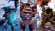Skylanders Trap Team - 'Kaos Doom Challenge' Mode Trailer