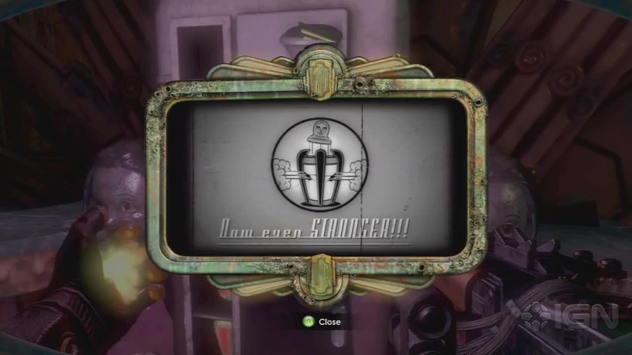 BioShock 2 - Hypnotize III Plasmid - Gameplay