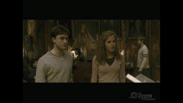 Harry Potter and the Half-Blood Prince Movie Interview - Bonnie Wright