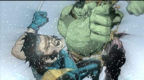 Ultimate Wolverine Vs. Hulk (2013) - Trailer for Ultimate Wolverine Vs