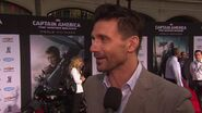 Captain America The Winter Soldier - Frank Grillo Interview