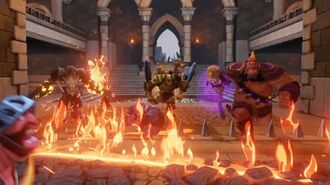 Orcs Must Die! Unchained Reveal Trailer