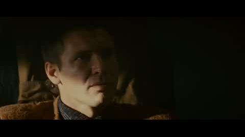 Blade Runner - Rachael is a replicant