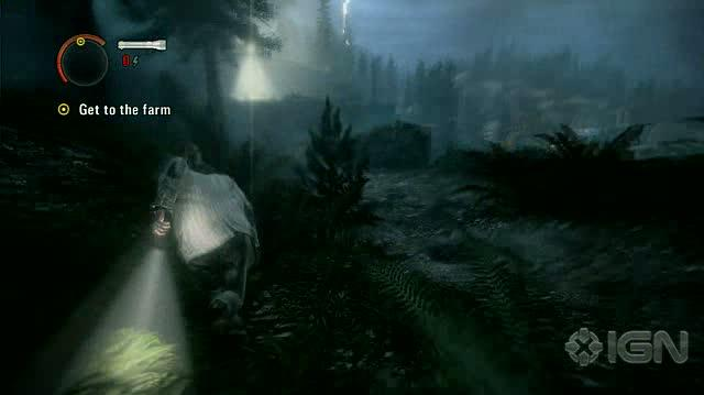 Alan Wake X360 - Walkthrough - Alan Wake - Nightmare Difficulty - Episode 4 - Separated