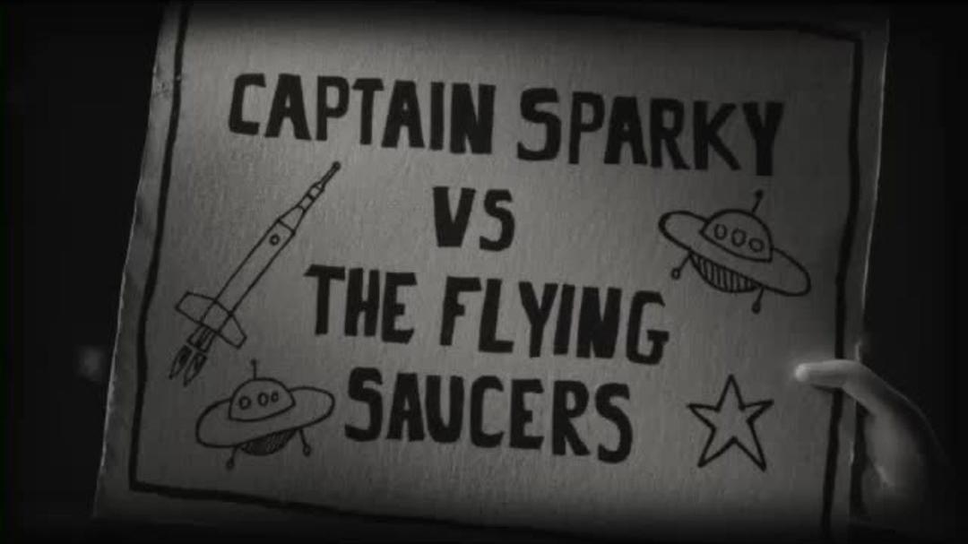 Frankenweenie Clip - Captain Sparky vs the Flying Saucers