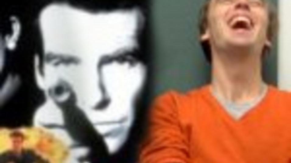 Bleep Bloop Goldeneye, Then & Now