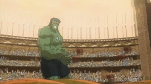 Planet Hulk DVD Clip - On Your Feet