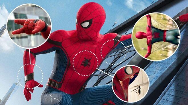 Spider-Man Homecoming Costume Breakdown