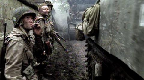 Band Of Brothers (2001) - Clip Tanks