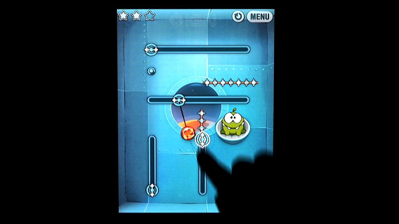 Cut the Rope How to Get All Cosmic Box Stars in Cut the Rope