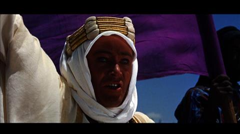Lawrence of Arabia The 50th Anniversary Blu-Ray (1962) - Home Video Trailer for Lawrence of Arabia