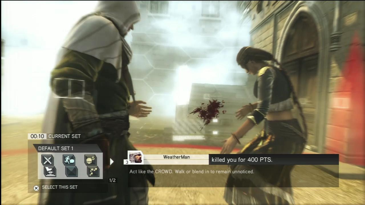 Assassin's Creed Revelations Multiplayer Beta - Capture the Artifact