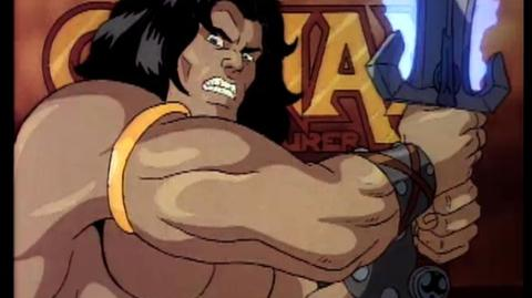 Conan The Adventurer Season One, Season Two Part 1, Season Two Part 2 (2012) - Home Video Trailer for Conan the Adventurer