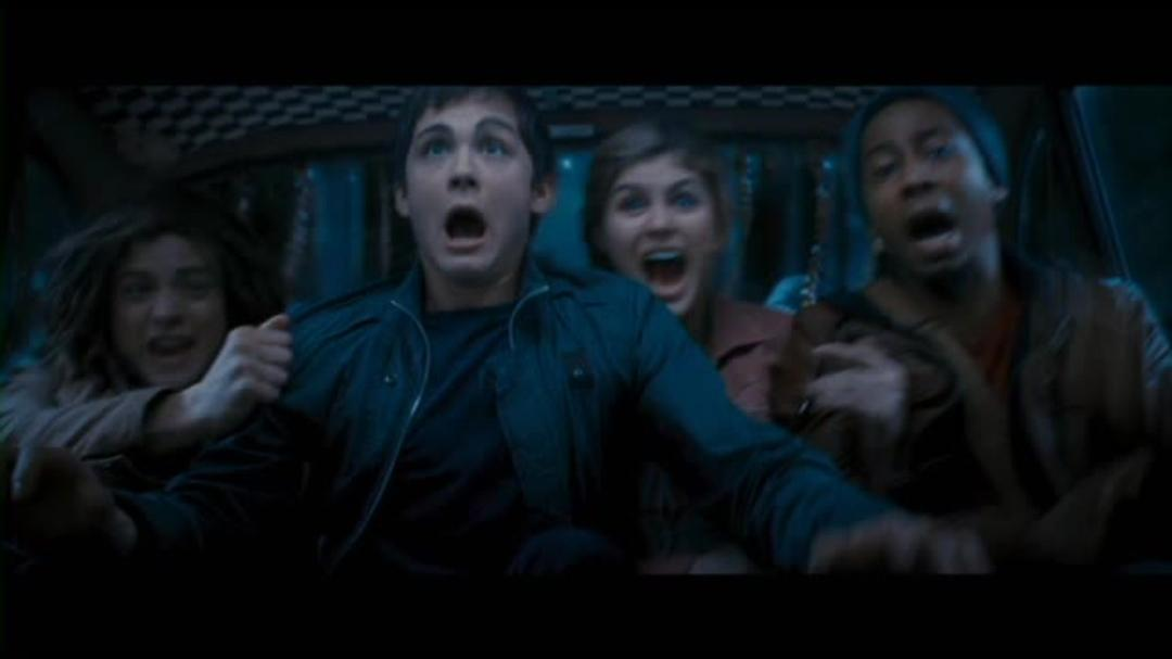 Percy Jackson Sea Of Monsters - Chariot Of Damnation Clip