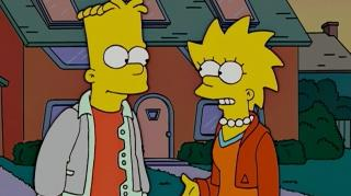 The Simpsons Future-Drama