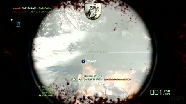 Battlefield Bad Company 2 Xbox 360 Gameplay - Port Valdez Demo Gameplay