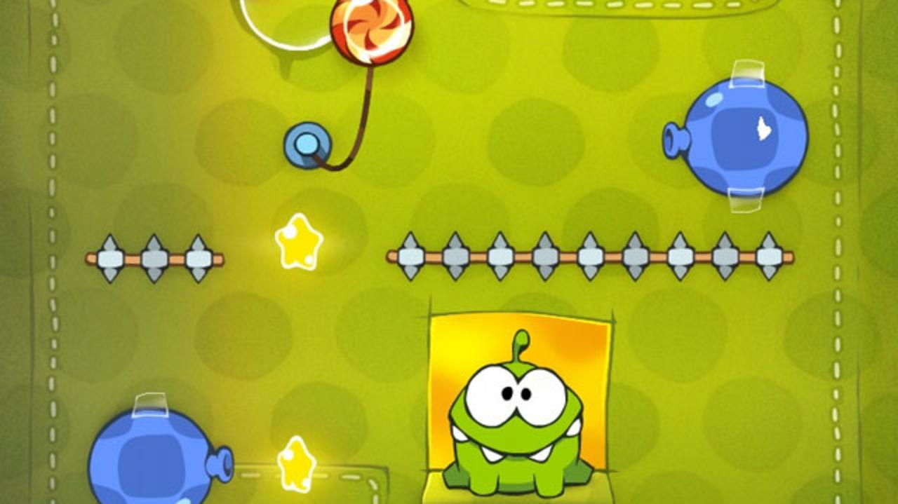 Cut the Rope Debut Trailer