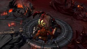 Heroes of the Storm - Battlefield of Eternity Immortals