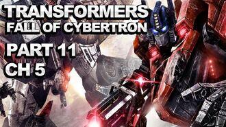 Transformers FoC Walkthrough - Chapter 5 (2 of 2) - Part 11