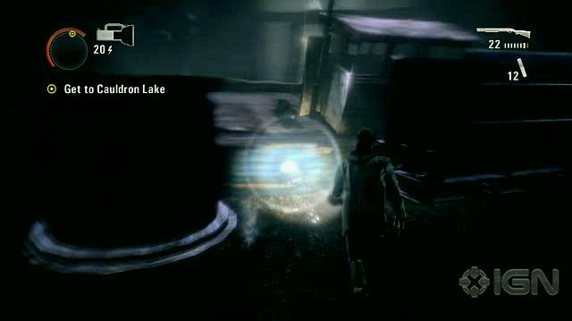 Alan Wake X360 - Walkthrough - Alan Wake - Nightmare Difficulty - Episode 6 - Roadblock