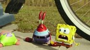 The Spongebob Movie Sponge Out Of Water Bicycle
