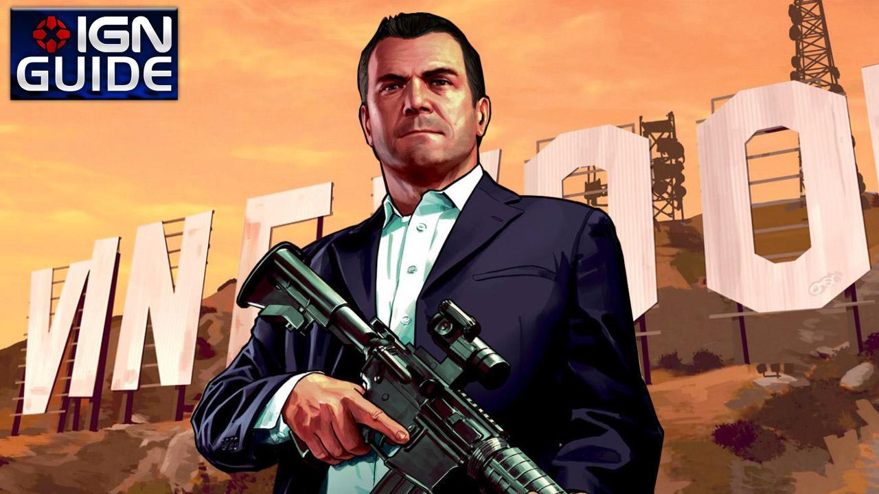 GTA 5 Walkthrough Part 20 Dead Man Walking