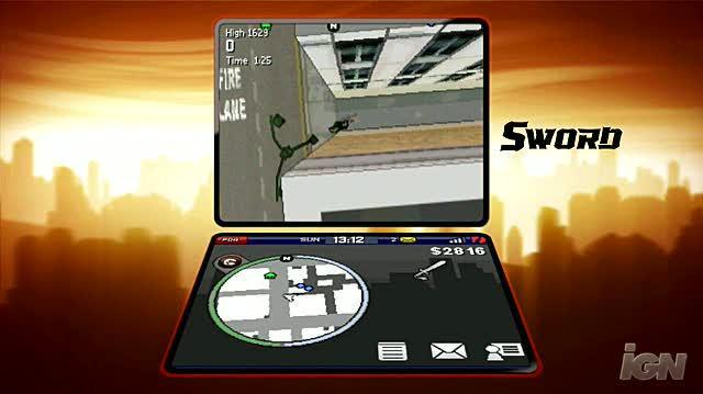 Grand Theft Auto Chinatown Wars Nintendo DS Trailer - Rampage Mode Trailer