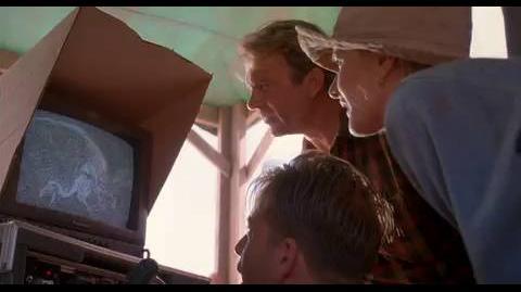 Jurassic Park - The Velociraptor