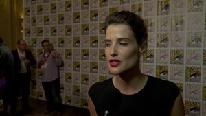 Avengers Age of Ultron - Cobie Smulders SDCC 2014 Interview